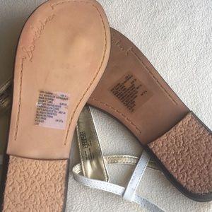 "Sam Edelman Shoes - Girls sz 4 Sam Edelman sandals, ""Gigi Charm"""